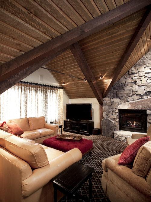Ideas para salas de estar | Fotos de salas de juegos en casa ...