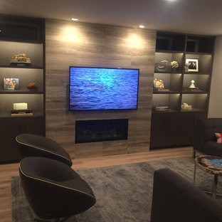 Mounted TV Installations