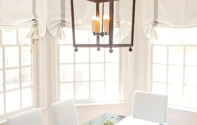 Rooms Reign Supreme With Roman Shades