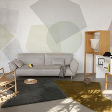 Modern Living Room by Tres Tintas Barcelona