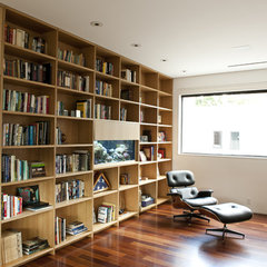 contemporary home office by Workshop M Architecture