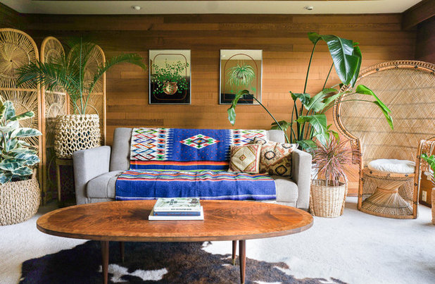 Boho Style Transcends In This Home