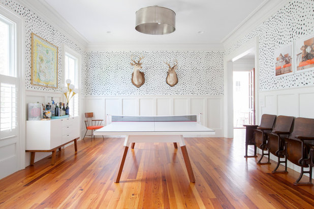 My Houzz: A Celebration of Color in an Artist's Family Home