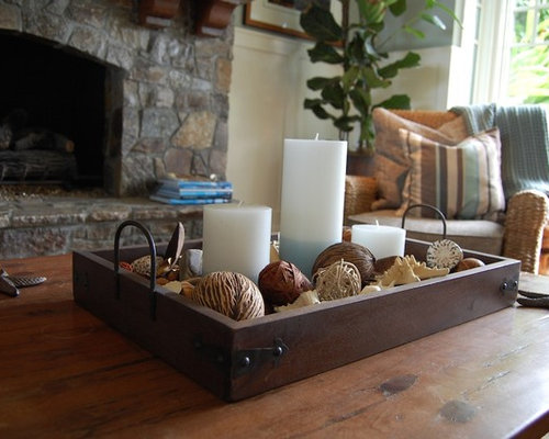 Tray Centerpiece Houzz