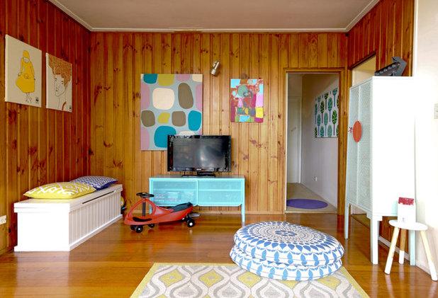 Family Room by Allie Siliga
