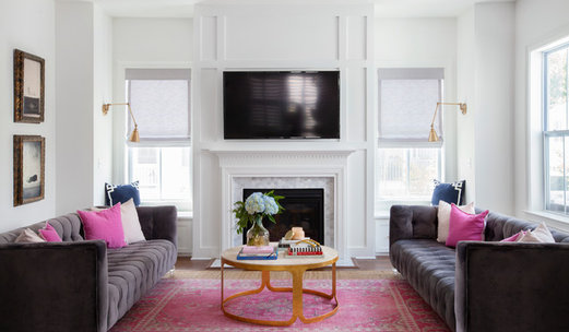 Houzz & 75 Beautiful Living Room Pictures \u0026 Ideas | Houzz