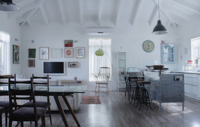 My Houzz: Art and Lucky Finds Fill an Airy New House