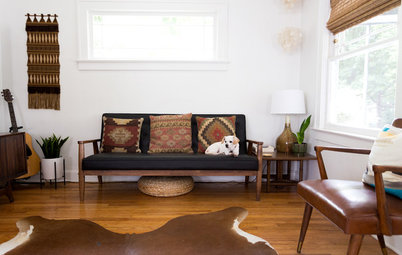 My Houzz: Mindful Vintage Decor in a 1922 Home in Kansas City