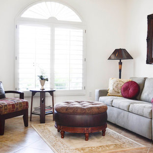 My Houzz: One Story Spanish Style Home Near Palm Springs