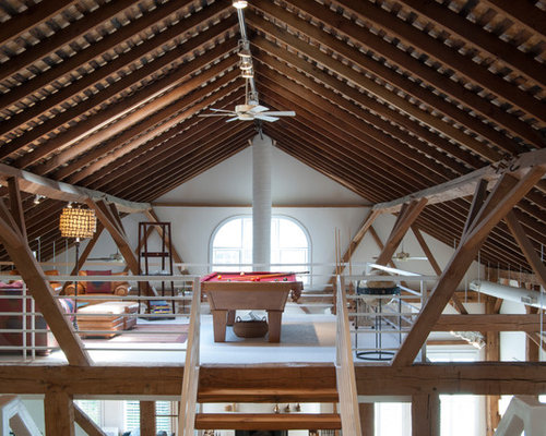 Best Barn Loft Design Ideas Amp Remodel Pictures Houzz