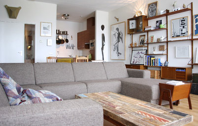 Live Big in a Small House: 25 Tricks to Expand Your Space