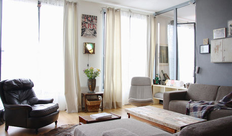 Dutch Houzz: A Rental Styled With Roadside Finds and Rotating Art