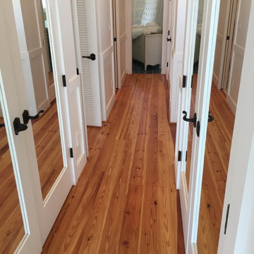 Nags Head Knotty Pine with Matte Sheen