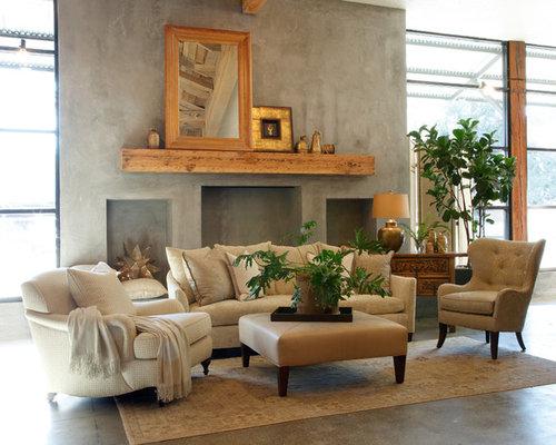 Rough Sawn Cedar Mantel Home Design Ideas Pictures