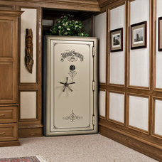 Traditional Family Room by Liberty Safes USA