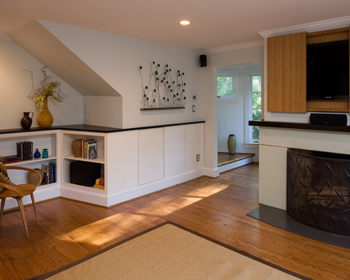 Decorating Around Flat Screen Tv Ideas, Pictures, Remodel and Decor