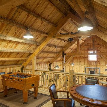 Nebraska Party Barn