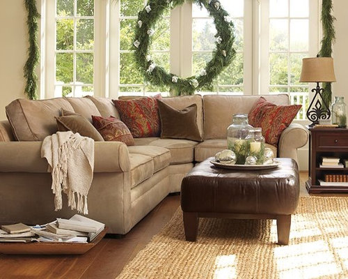Pottery Barn Pearce Sectional Design Ideas Amp Remodel