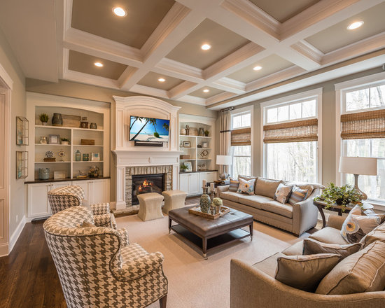 25 Best Traditional Family Room Ideas amp Designs Houzz