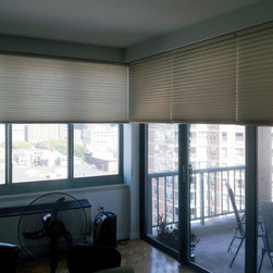 New Apartment Great Shades -