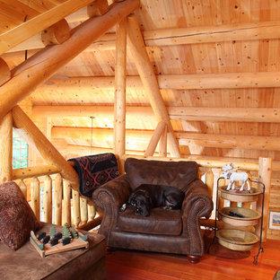 New Hampsire Log Cabin