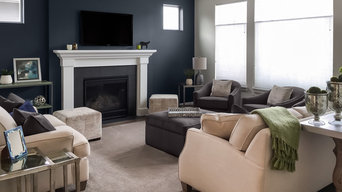 New Paint, Furniture, Area Rug and Accessories!