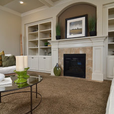 Traditional Family Room by Renaissance Homes