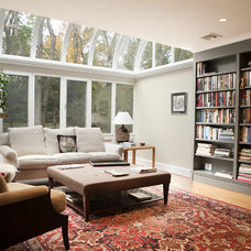 Eclectic Family Room by Debra Kling Colour Consultant