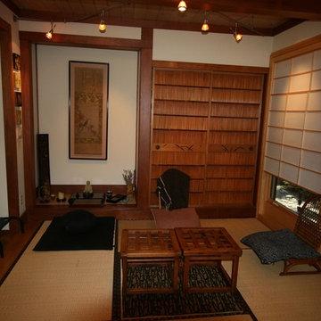 newJapanese tea room