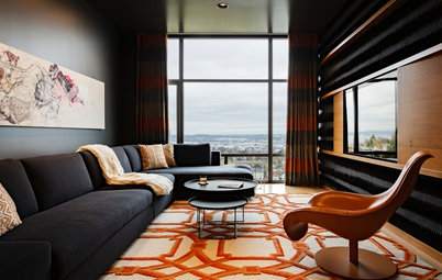 Houzz Tour: Sweetening the Penthouse Deal
