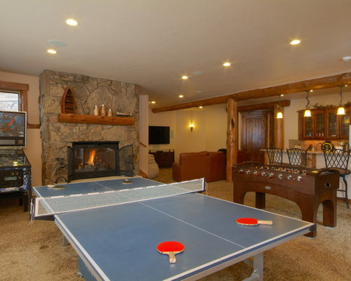 Top 20 Game Room Ideas & Decoration Pictures   Houzz