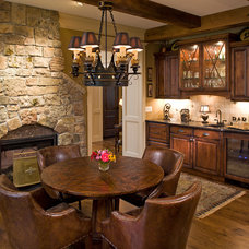 Traditional Family Room by Bob Michels Construction, Inc.