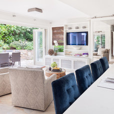 Transitional Kitchen by Kovet Design
