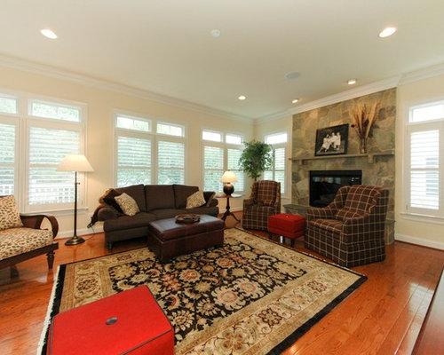 Mclean model home furniture
