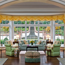 Traditional Family Room by E. B. Mahoney Builders, Inc.
