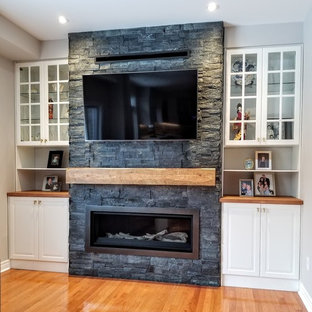 Oakville Kitchen and Family Room Reno