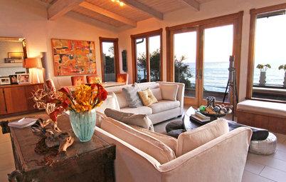 My Houzz: Cheerful, Eclectic Modern Beach House