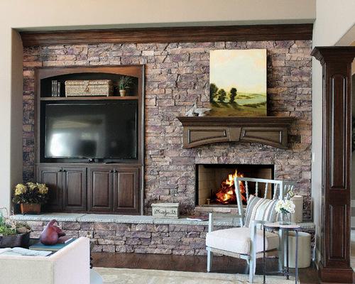 Old World Ledge Stone Fireplace Coronado Stone Products Old