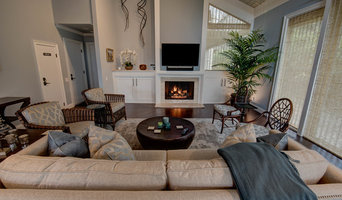 Open Area Living Room
