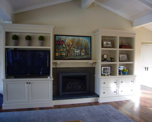 Built In Wall Units Ideas Pictures Remodel and Decor