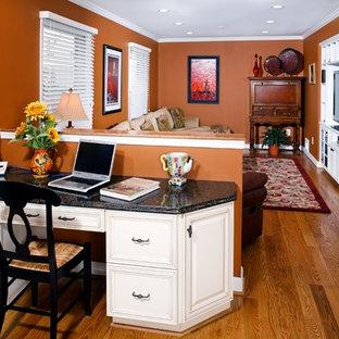 Open floor plan family room
