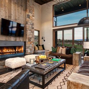 Open Rock Living Room