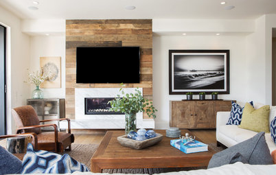 New This Week: 3 Living Rooms That Nail Comfort and Style