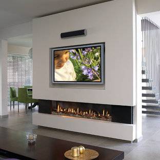 Ortal Clear 150 Fireplace