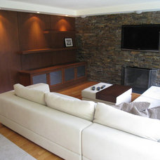 Contemporary Family Room by Wow Great Place