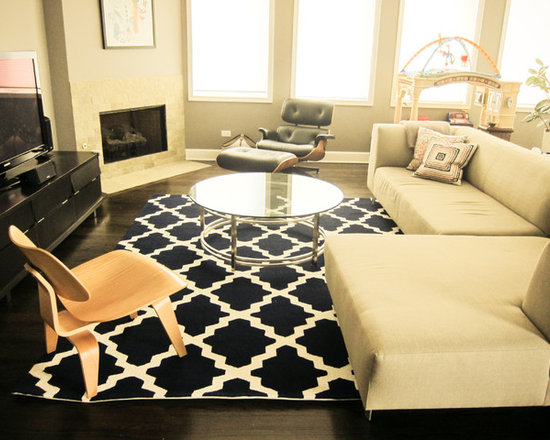 Area Rug Living Room Houzz
