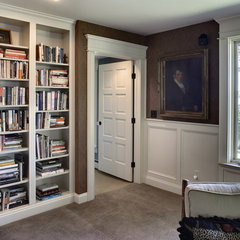 traditional family room by Millennium Doors