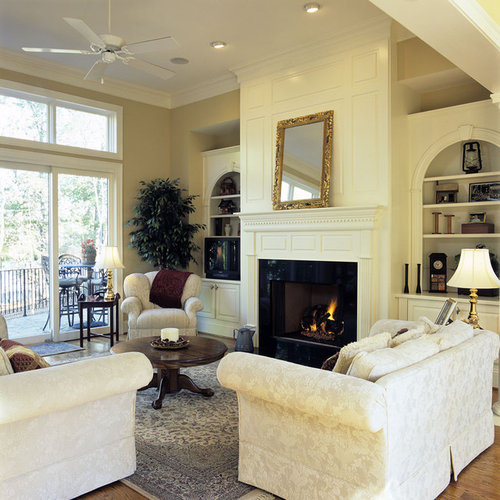 Cabinet Around Fireplace Ideas Pictures Remodel And Decor