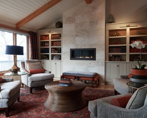 Vaulted Ceiling Design Ideas | Houzz