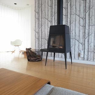 Стильный дизайн: гостиная комната в скандинавском стиле - последний тренд